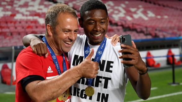 Bayern Munich đăng quang Champions League: Chức vô địch không có người hùng - Ảnh 2.