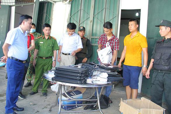 Gần 100 cảnh sát truy bắt 21 người Trung Quốc trốn truy nã ở Lào Cai - Ảnh 2.