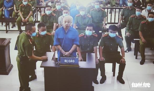 Đường Nhuệ lãnh 3 năm 6 tháng tù vụ đánh hội đồng phụ xe - Ảnh 1.
