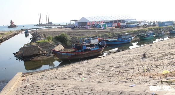 Ninh Thuận động thổ cảng biển tổng hợp Cà Ná - Ảnh 2.