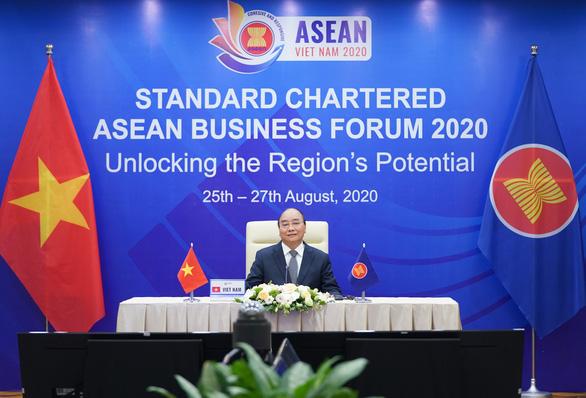 Việt Nam, ASEAN khai phá cơ hội tăng trưởng kinh tế trong và sau COVID-19 - Ảnh 1.