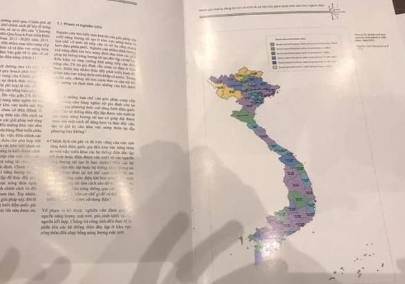 Thu hồi bản đồ Việt Nam không có Hoàng Sa, Trường Sa lọt vào hội thảo - Ảnh 1.