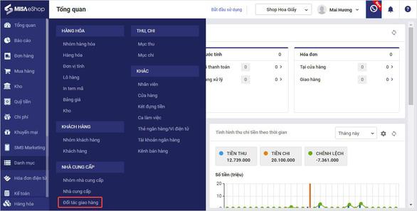 J&T Express và MISA eShop 'bắt tay' - Giải pháp quản lý đơn hàng toàn diện - Ảnh 4.