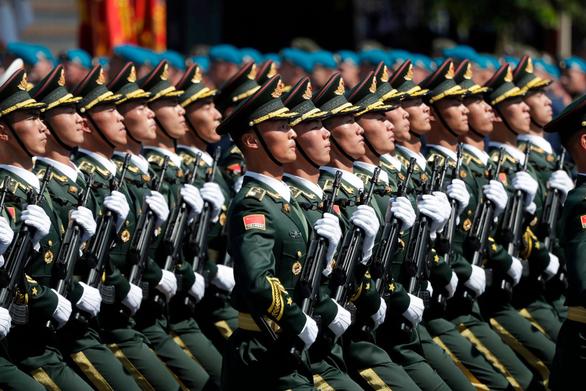 Bộ trưởng Quốc phòng Mỹ nêu 3 bước đối phó quân đội Trung Quốc - Ảnh 1.