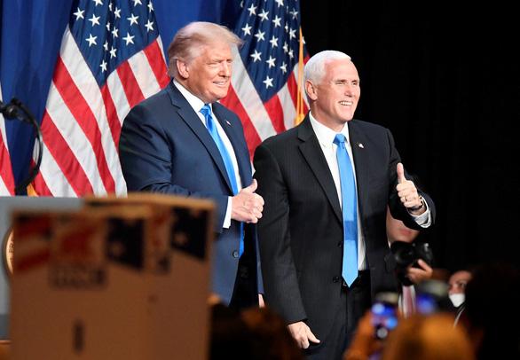 Đại hội Đảng Cộng hòa Mỹ: ông Trump chính thức làm ứng viên tổng thống, đối đầu Joe Biden - Ảnh 1.