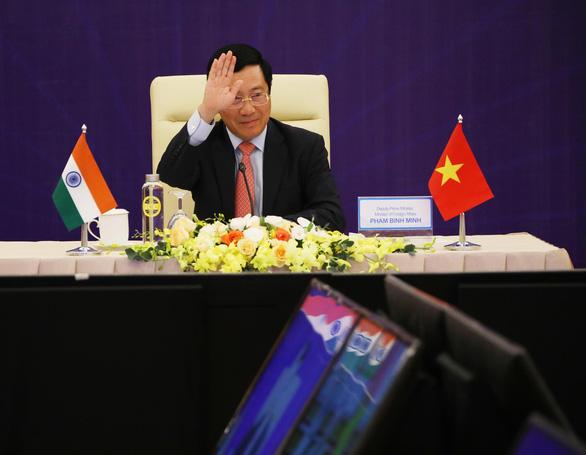 Việt - Ấn hợp tác chống dịch COVID-19 và duy trì ổn định khu vực - Ảnh 1.