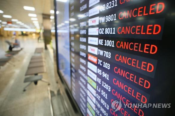 Hàn Quốc, Triều Tiên căng mình chống bão Bavi siêu mạnh - Ảnh 2.