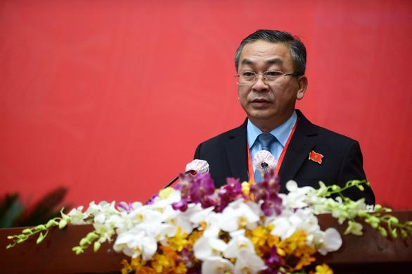 Ông Võ Ngọc Quốc Thuận tái đắc cử bí thư Đảng ủy khối Dân - chính - đảng TP.HCM - Ảnh 2.