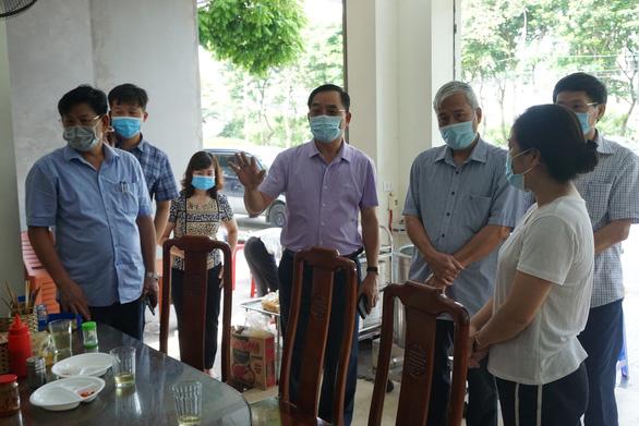Nam thanh niên Hà Nội dương tính với COVID-19 khi vừa hết 14 ngày cách ly tập trung - Ảnh 1.