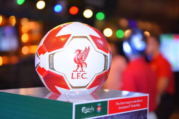 Carlsberg thổi nhiệt cho chiến thắng của Liverpool FC thêm huy hoàng - Ảnh 3.
