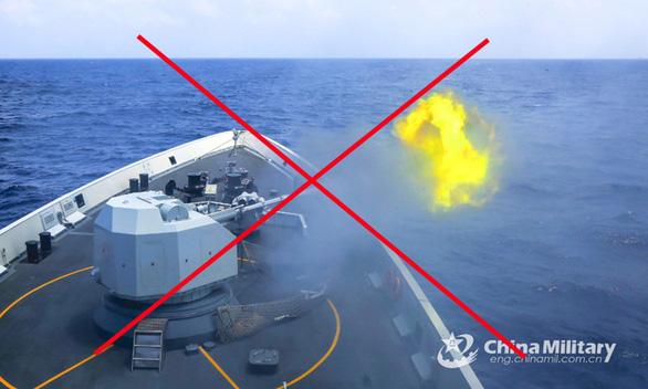 Việt Nam yêu cầu Trung Quốc hủy bỏ tập trận ở Hoàng Sa, không tái diễn vi phạm - Ảnh 1.