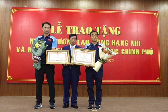 HLV Park Hang Seo: Cảm ơn nhân dân Việt Nam đã trao huân chương này cho tôi - Ảnh 2.