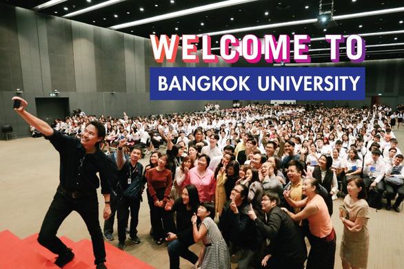 Lý do nhiều sinh viên Việt Nam lựa chọn du học tại Đại Học Bangkok? - Ảnh 1.