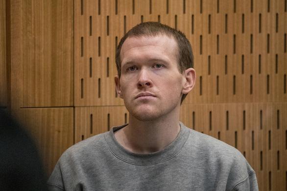 Hung thủ vụ xả súng nhà thờ Hồi giáo ở New Zealand nhận mức án chưa từng có - Ảnh 1.