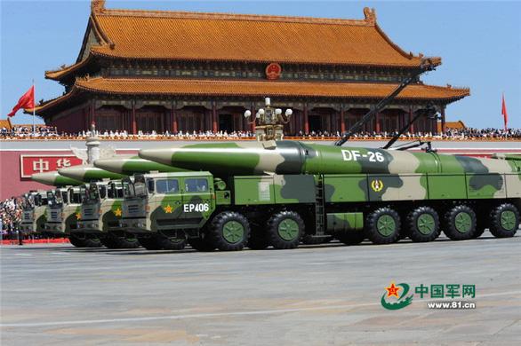 Phó đô đốc Mỹ: Tên lửa Trung Quốc cản gì nổi Hải quân Mỹ - Ảnh 3.