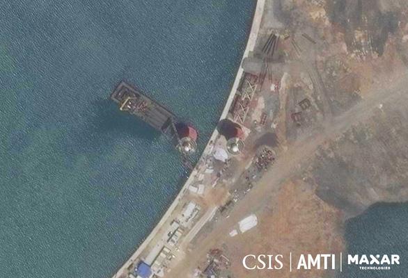 Điểm tên 24 công ty Trung Quốc cải tạo Biển Đông bị Mỹ trừng phạt - Ảnh 2.