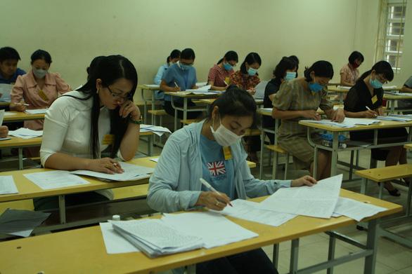 Kết quả đối sánh điểm thi và điểm học bạ: chênh lệch lớn nhất là 1,7 - Ảnh 1.