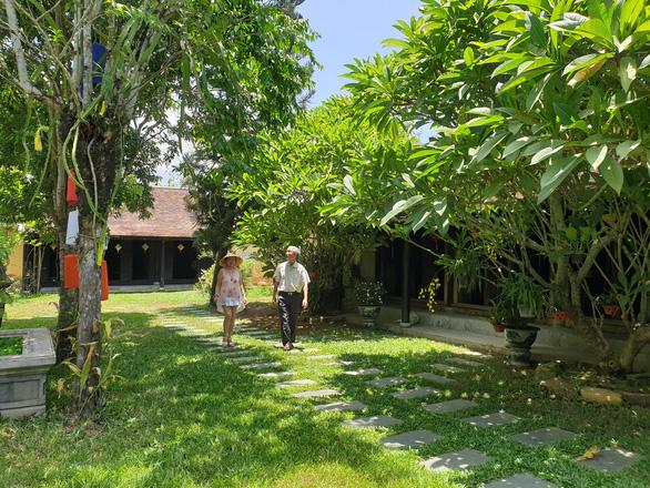 Chuyện chưa kể về cây trái cố đô Huế - Kỳ 4: Khu vườn huyền diệu - Ảnh 3.