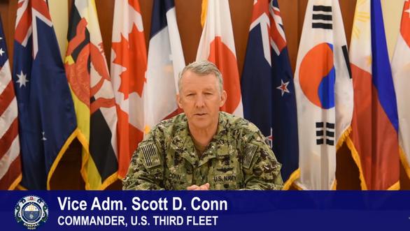 Phó đô đốc Mỹ: Tên lửa Trung Quốc cản gì nổi Hải quân Mỹ - Ảnh 2.