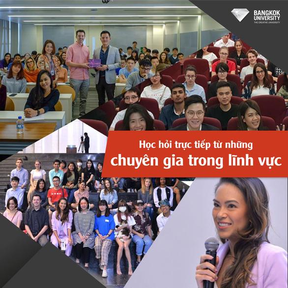 Lý do nhiều sinh viên Việt Nam lựa chọn du học tại Đại Học Bangkok? - Ảnh 3.