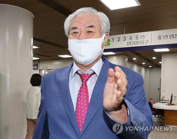Tổng thống Moon Jae In nói một nhà thờ trơ trẽn cản trở chống dịch COVID-19 - Ảnh 2.