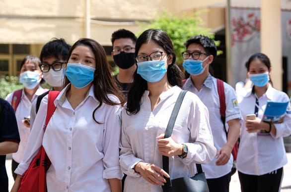 Đại học Ngoại thương Hà Nội công bố điểm sàn xét tuyển - Ảnh 1.