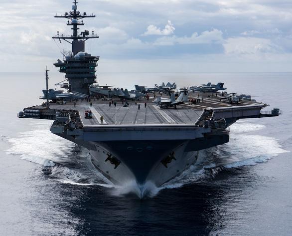 Phó đô đốc Mỹ: Tên lửa Trung Quốc cản gì nổi Hải quân Mỹ - Ảnh 1.