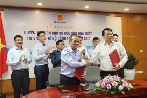 Bộ Công thương chuyển giao 2.308 tỉ đồng vốn nhà nước tại Sabeco về SCIC - Ảnh 1.