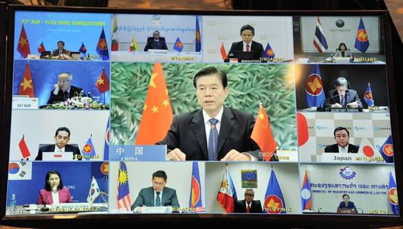 ASEAN+3 nhất trí duy trì chuỗi cung ứng với hàng hóa thiết yếu - Ảnh 1.