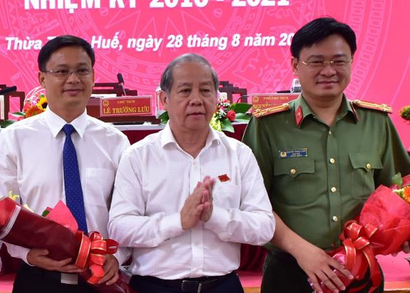 Bí thư Huyện ủy huyện Phong Điền làm phó chủ tịch tỉnh Thừa Thiên Huế - Ảnh 1.