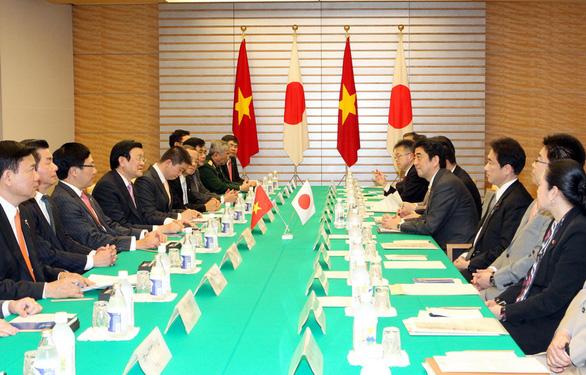 Mối thân tình Việt - Nhật khi ông Shinzo Abe làm thủ tướng - Ảnh 3.