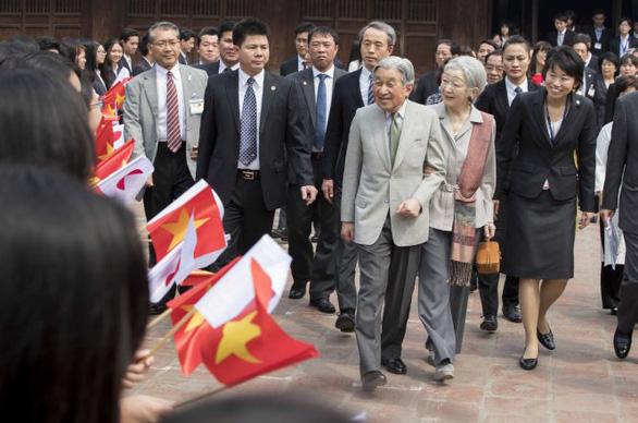 Mối thân tình Việt - Nhật khi ông Shinzo Abe làm thủ tướng - Ảnh 6.