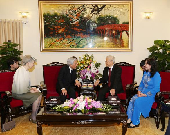 Mối thân tình Việt - Nhật khi ông Shinzo Abe làm thủ tướng - Ảnh 7.