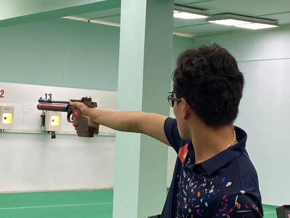 Khát thi đấu, xạ thủ Việt Nam tranh tài... online - Ảnh 1.