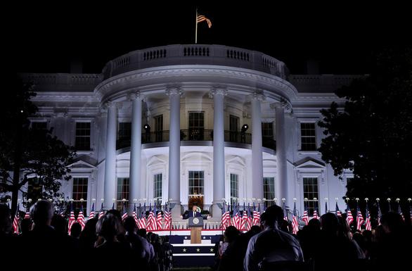 Ông Trump nhận đề cử, cảnh báo Trung Quốc sẽ kiểm soát Mỹ nếu ông Biden đắc cử - Ảnh 2.