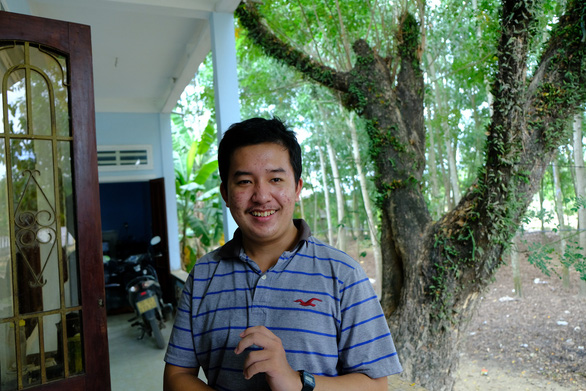 Thủ khoa khối B ở Quảng Ngãi mang khát vọng trở thành bác sĩ chữa bệnh cứu người - Ảnh 1.