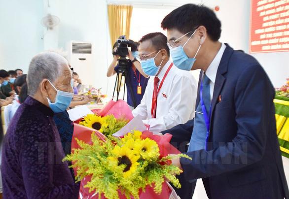 Ông Lê Minh Dũng đắc cử bí thư Huyện ủy huyện Cần Giờ - Ảnh 1.