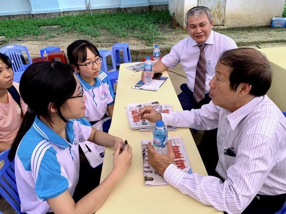 1.056thí sinh trúng tuyển diện ưu tiên xét tuyểnĐH Bách khoa TP.HCM - Ảnh 1.
