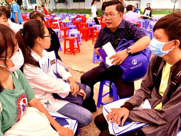 570 thí sinh được ưu tiên xét tuyển vào ĐH Khoa học tự nhiên TP.HCM - Ảnh 1.