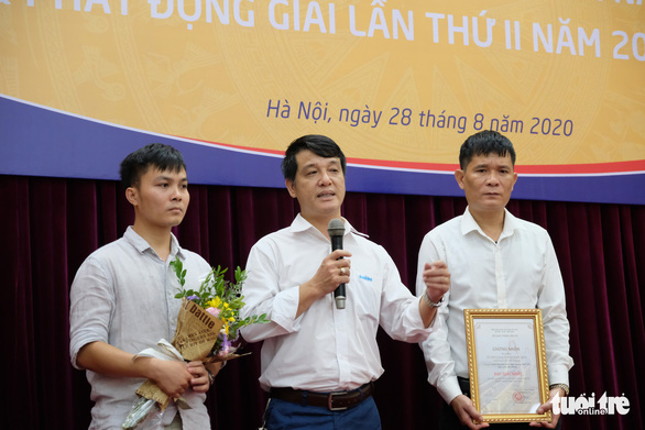 Báo Tuổi Trẻ đoạt giải nhất báo chí viết về ngành giao thông vận tải - Ảnh 3.