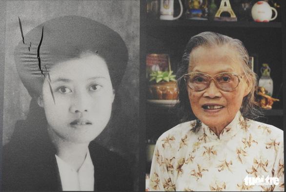 Giáo sư Lê Thi, người phụ nữ kéo cờ Ngày độc lập 2-9-1945, qua đời - Ảnh 1.