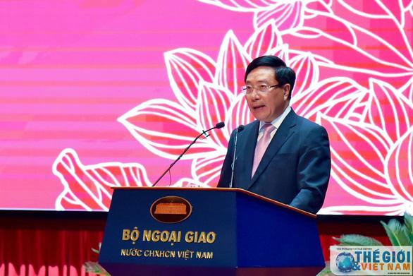 Ngoại giao Việt Nam: 75 năm đồng hành cùng dân tộc - Ảnh 1.
