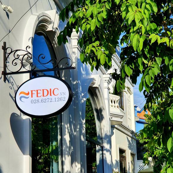 Fedic - Dẫn đầu xu hướng thiết kế nội thất truyền cảm hứng - Ảnh 2.