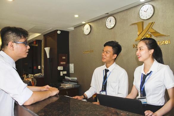 Việt Giao tuyển sinh các ngành có nhu cầu nhân lực cao - Ảnh 2.