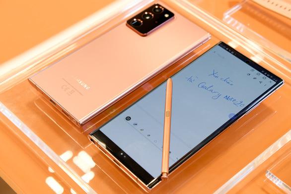 Galaxy Note20 và cú hích của Samsung trong nửa cuối năm - Ảnh 3.