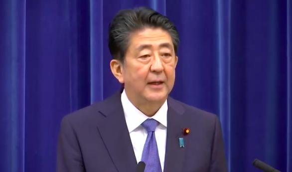 Thủ tướng Nhật Shinzo Abe tuyên bố từ chức: 'Tôi xin lỗi người dân từ tận đáy lòng' - Ảnh 3.