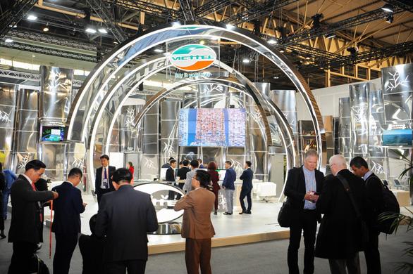 Viettel thắng lớn tại giải thưởng Công nghệ thông tin thế giới 2020 - Ảnh 1.
