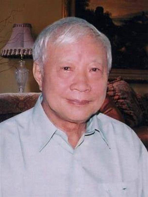 Giáo sư toán học Đặng Đình Áng qua đời ở tuổi 94 - Ảnh 1.