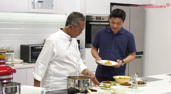 Trải nghiệm sự kiện chưa từng có ở Singapore: Lễ hội ẩm thực online - Ảnh 2.