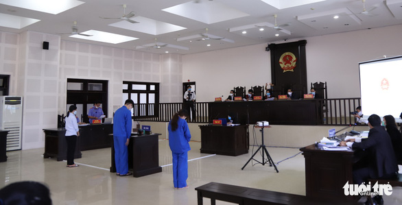Người Trung Quốc lãnh 8 năm tù vì nhập cảnh trái phép vào Đà Nẵng - Ảnh 1.